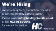 Hindley Production Operators